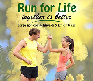 Run for Life – Together is Better 🗓 🗺